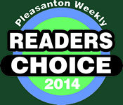Pleasanton Weekly Readers Choice 2013